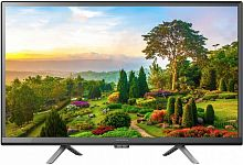 "Телевизор LED Supra 32"" STV-LC32LT0075W черный/HD READY/50Hz/DVB-T/DVB-T2/DVB-C/USB (RUS)"