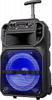 Микросистема Telefunken TF-PS2302 черный 60Вт/FM/USB/BT/SD