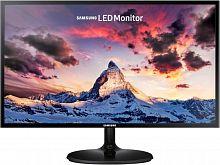 "Монитор Samsung 27"" S27F354FHI черный PLS LED 16:9 HDMI полуматовая 1000:1 250cd 178гр/178гр 1920x1080 D-Sub FHD 4.8кг"