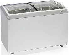 Морозильный ларь Бирюса Б-355CZQ белый 232Вт