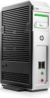 Нулевой клиент HP t310 TERA2140/512Mb/HP Smart Zero Core/GbitEth/36W/клавиатура/черный