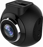 Видеорегистратор Harper DVHR-430 черный 1.3Mpix 1296x1728 1296p 170гр. Novatek 96658