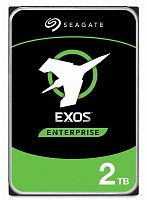 "Жесткий диск Seagate Original SAS 3.0 2Tb ST2000NM003A Exos (7200rpm) 256Mb 3.5"""