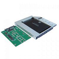 """Сменный бокс для HDD/SSD AgeStar SMNF2S SATA металл серебристый 2.5"""""""