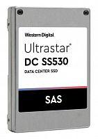 """Накопитель SSD WD SAS 800Gb 0P40361 WUSTR6480ASS204 Ultrastar DC SS530 2.5"""" 3 DWPD"""