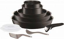 Набор посуды Tefal Ingenio Exeption L6749402 10 предметов (2100102511)