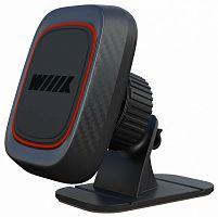 Держатель Wiiix HT-60T11mg магнитный черный/красный для смартфонов