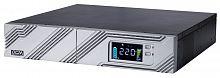 Источник бесперебойного питания Powercom Smart King RT SRT-2000A LCD 1800Вт 2000ВА черный