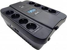 Источник бесперебойного питания Powercom Spider SPD-900U LCD 540Вт 900ВА черный