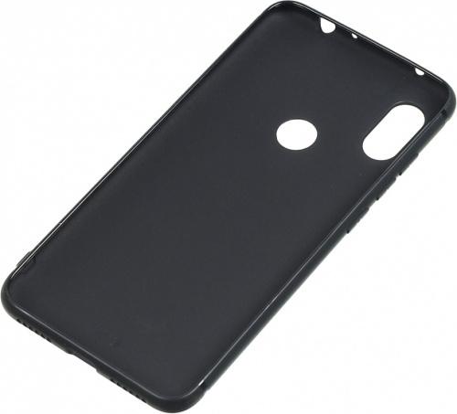 Чехол (клип-кейс) BoraSCO для Xiaomi Redmi Note 6 Pro BoraSco Mate черный (37604) фото 2