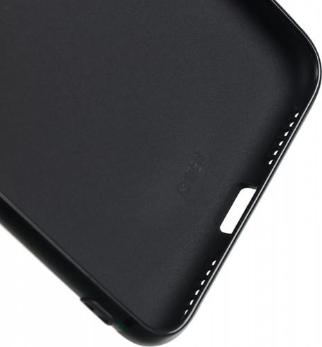 Чехол (клип-кейс) BoraSCO для Xiaomi Redmi Note 6 Pro BoraSco Mate черный (37604) фото 4