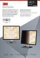 """Экран защиты информации для монитора 3M PF170C4B (7000022830) 17"""" черный"""