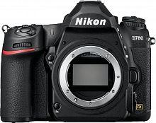 "Зеркальный Фотоаппарат Nikon D780 BODY черный 24.5Mpix 3"" 1080p 4K SDXC Li-ion (без объектива)"