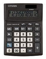 Калькулятор настольный Citizen SD-212/CMB1201BK черный 12-разр.