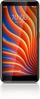 "Смартфон HTC Wildfire E 32Gb 2Gb золотистый моноблок 3G 4G 2Sim 5.45"" 720x1440 Android 9.0 13Mpix 802.11 b/g/n GPS GSM900/1800 GSM1900 MP3 FM A-GPS microSD max128Gb"