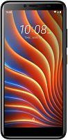 "Смартфон HTC Wildfire E 32Gb 2Gb черный моноблок 3G 4G 2Sim 5.45"" 720x1440 Android 9.0 13Mpix 802.11 b/g/n GPS GSM900/1800 GSM1900 MP3 FM A-GPS microSD max128Gb"