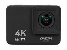 Экшн-камера Digma DiCam 800 черный
