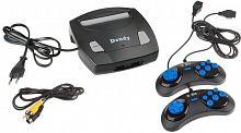 Игровая консоль Dendy Master черный +контроллер в комплекте: 255 игр