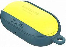 Кейс Samsung araree Bean синий (GP-R170KDFPBRC)