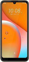 "Смартфон HTC Wildfire E1 32Gb 3Gb золотистый моноблок 3G 4G 2Sim 6.09"" 720x1560 Android 9.0 13Mpix 802.11 a/b/g/n/ac GPS GSM900/1800 GSM1900 TouchSc MP3 FM A-GPS microSD max128Gb"