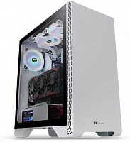 Корпус Thermaltake S300 TG Snow белый без БП ATX 6x120mm 6x140mm 3x200mm 2xUSB2.0 1xUSB3.0 audio bott PSU