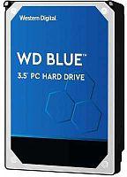 "Жесткий диск WD Original SATA-III 6Tb WD60EZAZ Blue (5400rpm) 256Mb 3.5"""