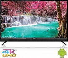 "Телевизор LED BBK 50"" 50LEX-8161/UTS2C черный/Ultra HD/50Hz/DVB-T2/DVB-C/DVB-S2/USB/WiFi/Smart TV (RUS)"