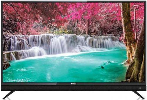 "Телевизор LED BBK 50"" 50LEX-8161/UTS2C черный/Ultra HD/50Hz/DVB-T2/DVB-C/DVB-S2/USB/WiFi/Smart TV (RUS) фото 2"