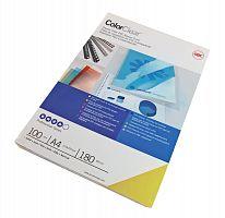 Обложки для переплёта GBC A4 дымчатый (100шт) ColorClear (CE011850E)
