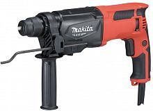 Перфоратор Makita M8701 патрон:SDS-plus уд.:2.3Дж 800Вт (кейс в комплекте)