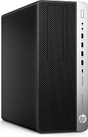 ПК HP EliteDesk 800 G5 TWR i5 9500 (3)/8Gb/SSD256Gb/UHDG 630/DVDRW/CR/Windows 10 Professional 64/GbitEth/клавиатура/мышь/черный