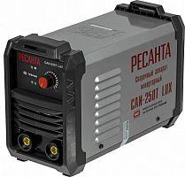 Сварочный аппарат Ресанта САИ-250Т LUX инвертор ММА DC 9.5кВт