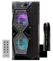 Колонка порт. Telefunken TF-PS1276B черный 35W 2.0 BT/3.5Jack/USB 1200mAh (TF-PS1276B(ЧЕРНЫЙ))