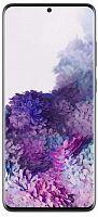 "Смартфон Samsung SM-G985F Galaxy S20+ 128Gb 8Gb черный моноблок 3G 4G 2Sim 6.7"" 1440x3200 Android 10 64Mpix 802.11 a/b/g/n/ac NFC GPS GSM900/1800 GSM1900 Ptotect MP3 microSD max1024Gb"