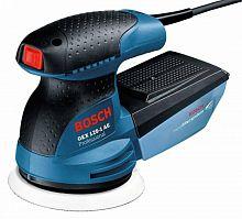 Эксцентриковая шлифовальная машина Bosch GEX 125-1 AE 250Вт
