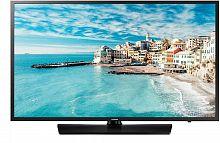 """Панель Samsung 32"""" HG32EJ470 черный LED 16:9 DVI HDMI M/M TV 3D Pivot 178гр/178гр 1366x768 D-Sub SCART USB 5.8кг (RUS)"""