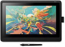 Графический планшет Wacom Cintiq DTK1660K0B LED USB черный