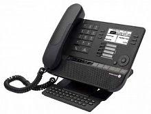Системный телефон Alcatel-Lucent 8029S черный