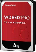 "Жесткий диск WD Original SATA-III 4Tb WD40EFAX Red (5400rpm) 256Mb 3.5"""