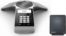 Конференц-телефон IP Yealink CP930W-Base серебристый