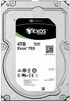 "Жесткий диск Seagate Original SATA-III 4Tb ST4000NM002A Exos 7E8 (7200rpm) 256Mb 3.5"""