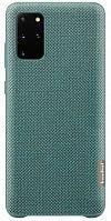 Чехол (клип-кейс) Samsung для Samsung Galaxy S20+ Kvadrat Cover зеленый (EF-XG985FGEGRU)