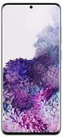 "Смартфон Samsung SM-G985F Galaxy S20+ 128Gb 8Gb серый моноблок 3G 4G 2Sim 6.7"" 1440x3200 Android 10 64Mpix 802.11 a/b/g/n/ac NFC GPS GSM900/1800 GSM1900 Ptotect MP3 microSD max1024Gb"