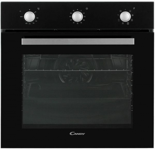 Духовой шкаф Электрический Candy FCP612NXL/E1 нержавеющая сталь/черный