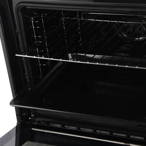 Духовой шкаф Электрический Candy FCP612NXL/E1 нержавеющая сталь/черный фото 4