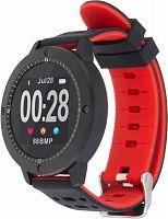 """Смарт-часы Rekam Bizzaro F710 1.3"""" TFT черный (2202000015)"""