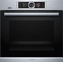Духовой шкаф Электрический Bosch HRG636XS7 нержавеющая сталь