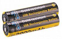 Аккумулятор Nitecore Rechargeable NL1829RLTP 18650 Li-Ion 2900mAh