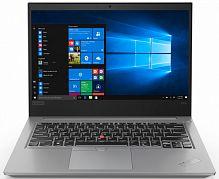 "Ноутбук Lenovo ThinkPad E14-IML T Core i7 10510U/8Gb/SSD256Gb/Intel UHD Graphics/14""/IPS/FHD (1920x1080)/Windows 10 Professional 64/silver/WiFi/BT/Cam"