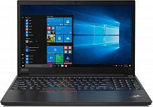 "Ноутбук Lenovo ThinkPad E15-IML T Core i7 10510U/16Gb/SSD256Gb/AMD Radeon Rx 640 2Gb/15.6""/IPS/FHD (1920x1080)/Windows 10 Professional 64/black/WiFi/BT/Cam"